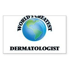 World's Greatest Dermatologist Decal