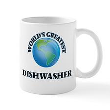 World's Greatest Dishwasher Mugs