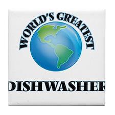 Cute Maytag dishwasher Tile Coaster