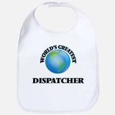 Cute Dispatcher Bib