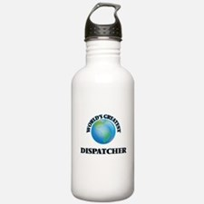 Funny Dispatcher Water Bottle