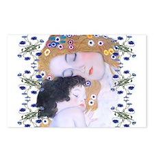Cute Gustav klimt Postcards (Package of 8)