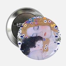 """Funny Art nouveau 2.25"""" Button (10 pack)"""