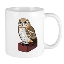 Spotted Owl Mugs