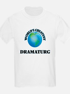 World's Greatest Dramaturg T-Shirt