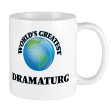 World's Greatest Dramaturg Mugs