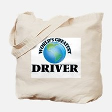 Cute Greatest limo driver Tote Bag