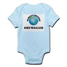 World's Greatest Drywaller Body Suit