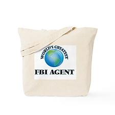 Cute Fbi Tote Bag