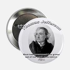 Thomas Jefferson 08 Button