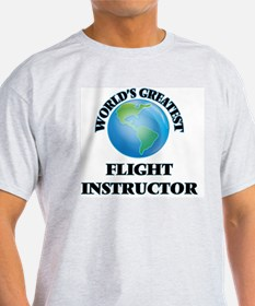 World's Greatest Flight Instructor T-Shirt