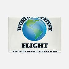 World's Greatest Flight Instructor Magnets