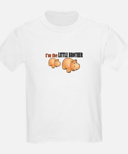 Little Brother (Hungry Hippo) T-Shirt