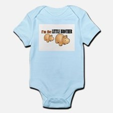 Little Brother (Hungry Hippo) Infant Bodysuit