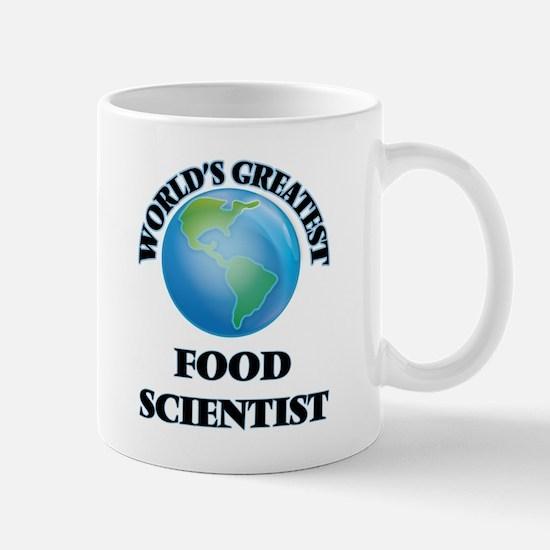 World's Greatest Food Scientist Mugs