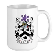 Pigg Coat of Arms Mugs