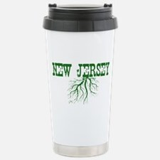 New Jersey Roots Stainless Steel Travel Mug