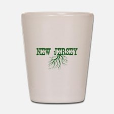 New Jersey Roots Shot Glass