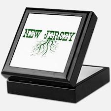 New Jersey Roots Keepsake Box