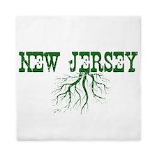 New Jersey Roots Queen Duvet