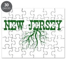 New Jersey Roots Puzzle