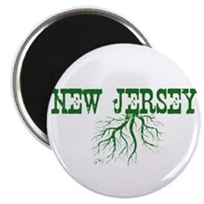 """New Jersey Roots 2.25"""" Magnet (10 pack)"""
