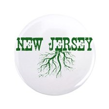 """New Jersey Roots 3.5"""" Button"""