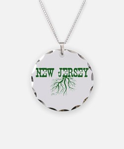 New Jersey Roots Necklace