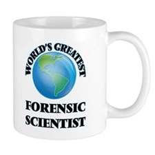 World's Greatest Forensic Scientist Mugs