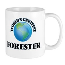World's Greatest Forester Mugs