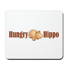 Hungry Hippo Mousepad