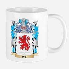 Ivy Coat of Arms - Family Crest Mugs