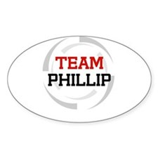 Phillip Oval Decal