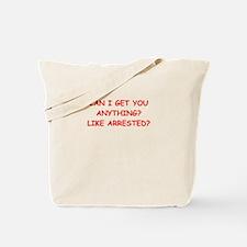 i hate you Tote Bag