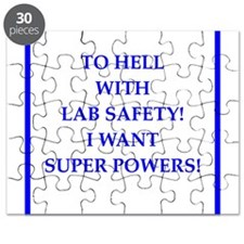 super powers Puzzle