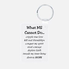 What MS Cannot Do Keychains