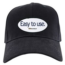 """""""Easy To Use"""" One-Liner Baseball Hat"""