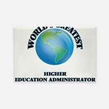 World's Greatest Higher Education Administrator Ma