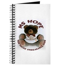 For Those unBEARable Days Journal