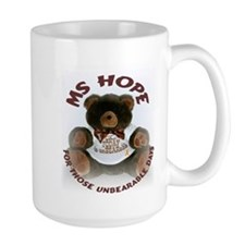 For Those unBEARable Days Mug