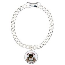 For Those unBEARable Day Charm Bracelet, One Charm