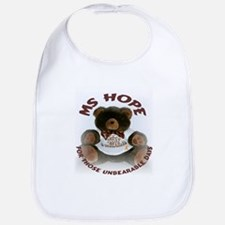 For Those unBEARable Days Bib
