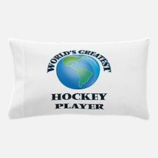 Cute Field hockey sticks Pillow Case