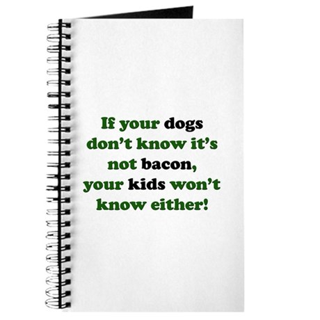 Bacon Dogs Journal