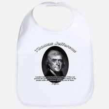 Thomas Jefferson 12 Bib