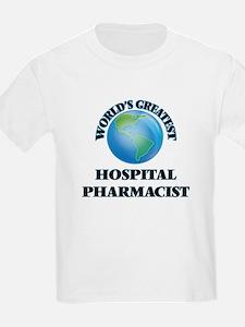 World's Greatest Hospital Pharmacist T-Shirt