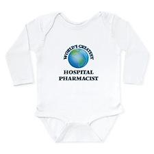 World's Greatest Hospital Pharmacist Body Suit
