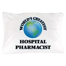 Cute Worlds greatest pharmacist Pillow Case