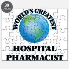 Cute Worlds greatest pharmacist Puzzle