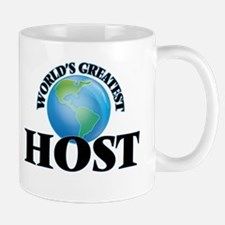 World's Greatest Host Mugs